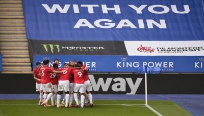 مانشستر يونايتد يتأهل إلى دوري أبطال أوروبا وينهي قصة ليستر الجميلة