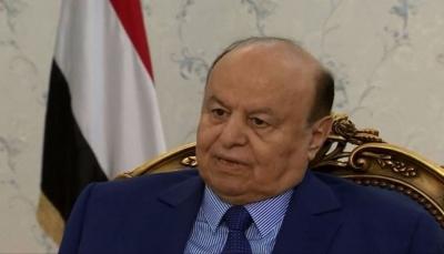الرئيس هادي: الشعب اليمني قادر على إفشال مشروعإيران ولن يعود عصر الإمامة