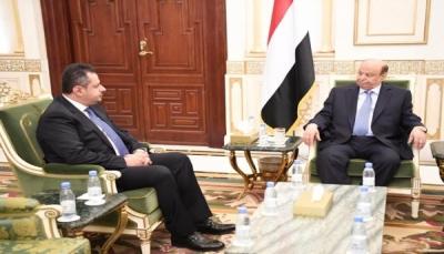 رئيس الجمهورية يكلّف معين عبدالملك بتشكيل الحكومة الجديدة