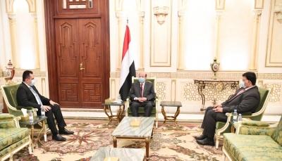 الرئيس هادي: المرحلة تتطلب اعلاء المصلحة العامة بعيداً عن الحسابات الضيقة
