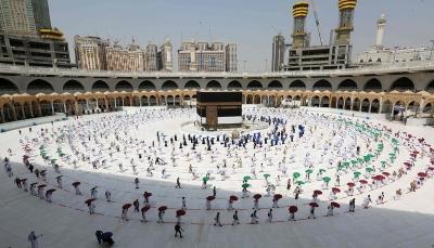 السلطات السعودية تقصر الحج على المواطنين والمقيمين بسبب كورونا