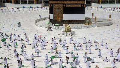 السعودية تعلن انتهاء موسم الحج وسط إجراءات احترازية مشددة بسبب كورونا