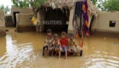مفوضية اللاجئين: تضرر 9 ألف أسرة جراء السيول في محافظتي الحديدة وحجة