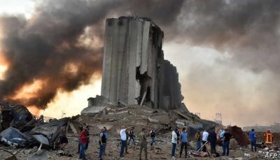 """مسؤول لبناني يسخر من فرضية """"المفرقعات"""" وحديث عن مواد شديدة الانفجار"""