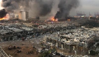 50 قتيلاً و2750 جريجاً.. ورئيس وزراء لبنان يتوعد المسؤولين عن الإنفجار بدفع ثمن الكارثة
