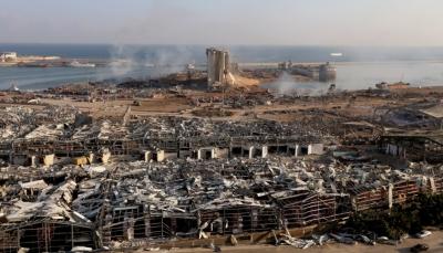 """""""شحنة الأمونيوم شديد الانفجار"""".. ماهي قصة """"القنبلة العائمة"""" التي فجرت بيروت وحوَّلتها إلى منكوبة؟"""