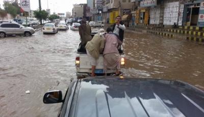 """خمس منظمات تدعو لمساعدة المتضررين من السيول وتصفها بـ""""كارثة إنسانية غير مسبوقة"""""""