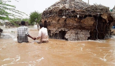 الأمم المتحدة: تضرر 35 ألف أسرة يمنية جراء السيول خلال أسبوعين