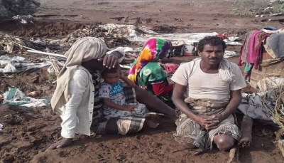 الهجرة الدولية: نزوح نحو 600 أسرة يمنية خلال أسبوع جراء السيول