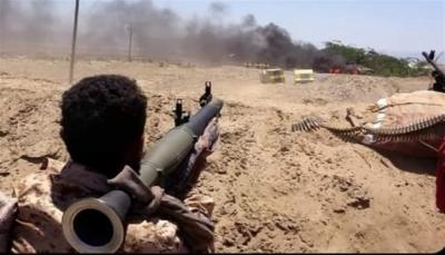 تجدد الاشتباكات بين قوات الجيش ومليشيا الانتقالي في أبين