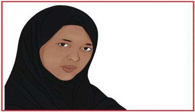 """محامي: تدهور صحة """"أسماء العميسي"""" المختطفة في سجون ميليشيا الحوثي بصنعاء"""