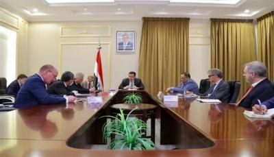 الدول الخمس تؤكد رفضها التصعيد الحوثي في مأرب وتجدد دعمها لجهود المبعوث الأممي