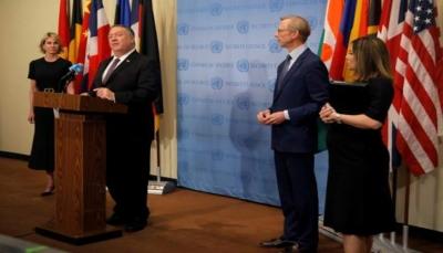 للمرة الثانية.. مجلس الأمن يحبط محاولة أمريكية لإعادة فرض العقوبات الدولية على إيران