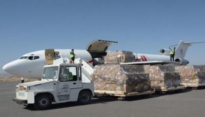 """""""لمواجهة كورونا.. """"اليونيسف"""" تقدم 41 طنًا من المساعدات الطبية إلى عدن"""