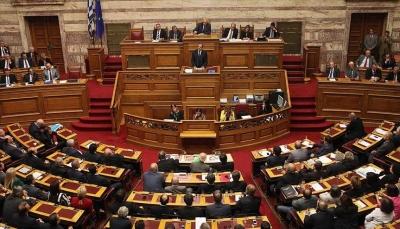 """بينما تعتبره تركيا """"باطلاً"""".. البرلمان اليوناني يصادق على اتفاق ترسيم الحدود البحرية مع مصر"""