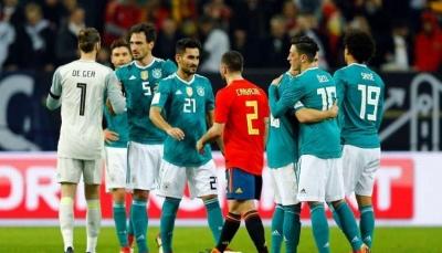 قمة نارية بين ألمانيا وإسبانيا في افتتاح دوري الأمم الأوروبية