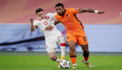 هولندا تتجاوز عقبة بولندا بنجاح والبوسنة تجبر إيطاليا على التعادل