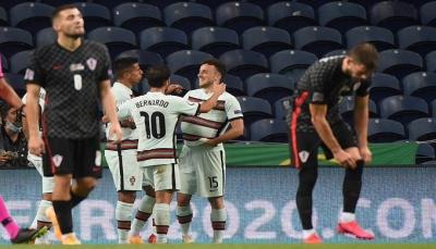 بدون رونالدو.. منتخب البرتغال يحقق فوزاً كبيرا على كرواتيا
