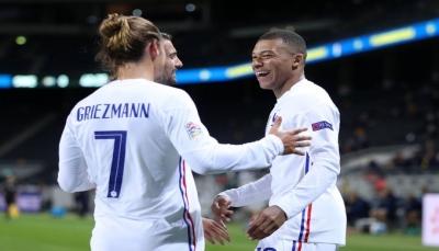 مبابييقود فرنسا لتحقيق فوزاً ثميناً على السويد