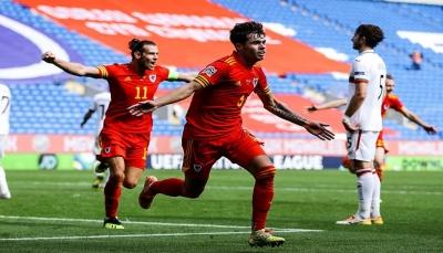 ويلز تخطف الفوز في الرمق الأخير من بلغاريا