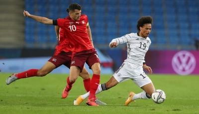 ألمانيا تخرج بتعادل محبط أمام سويسرا وفنلندا تحقق فوز ثمين