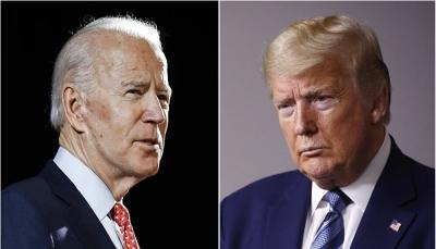سباق الإنتخابات.. تلاسن بين دونالد ترامب وجو بايدن بشأن لقاح محتمل لفيروس كورونا