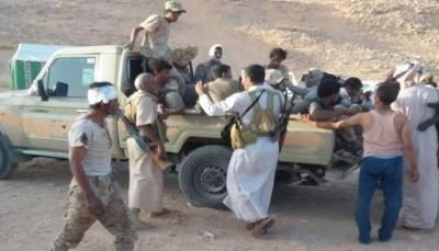 الجيش يحرر مواقع جديدة ويأسر العشرات من الحوثيين شرقي الحزم في الجوف