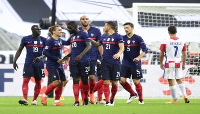 فوز فرنسي على كرواتيا بنكهة مونديالية وبلجيكا تكتسح أيسلندا بخماسية