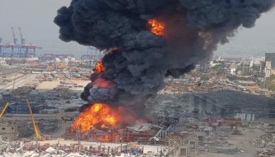 """رويترز: ألمانيا ستقترح خطة لإعادة بناء مرفأ بيروت """"بشروط"""""""