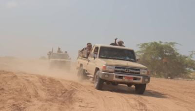 """أبين .. تجدد الاشتباكات بين القوات الحكومية وميليشيا """"الانتقالي"""""""