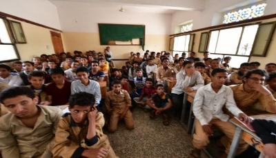 كثافة للطلاب في المدراس.. انطلاق العام الدراسي الجديد بمحافظة مأرب