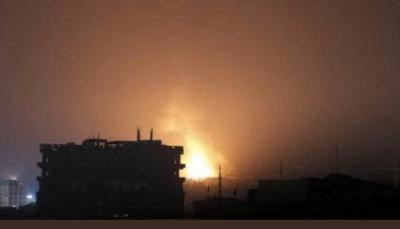 نحو 20 غارة.. مقاتلات التحالف تقصف مواقع في صنعاء لليوم الثاني على التوالي