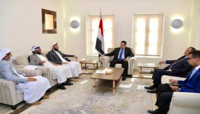 رئيس الوزراء: قطعنا خطوات كبيرة في آلية تسريع تنفيذ اتفاق الرياض