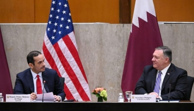 وزير الخارجية الأمريكي يقول إدارة ترامب حريصة على حل الخلاف الخليجي