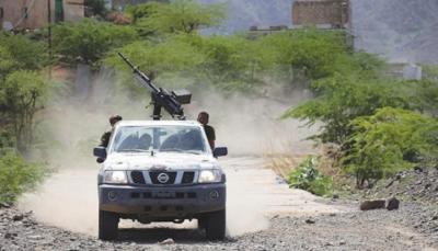 تعز: مواجهات مسلحة بين قوات الجيش ومليشات الحوثي شمالي المدينة