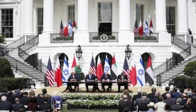 """""""ميثاق فلسطين"""".. أكثر منمليوني مُوقع خلال 3 أياملمناهضة التطبيع مع إسرائيل"""