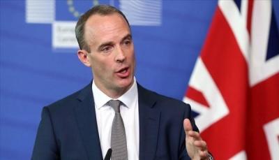 """الخارجية البريطانية تدعو إلى سرعة تقييم """"صافر"""" لتفادي التهديد البيئي"""