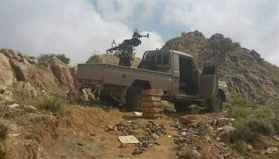 """""""جثثهم متناثرة في الجبال"""".. الجيش: مقتل وإصابة عشرات الحوثيين جنوب مأرب"""