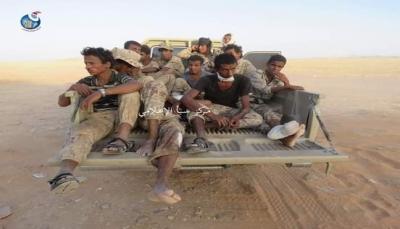 """""""انهيار وخسائر في صفوف الحوثيين"""".. الجيش الوطني يعلن تحرير مناطق في محافظتي مأرب والجوف"""