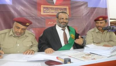 مأرب: المحكمة العسكرية تقر إلقاء القبض قهرا على الحوثي و174 قياديا آخرين والتحفظ على ممتلكاتهم