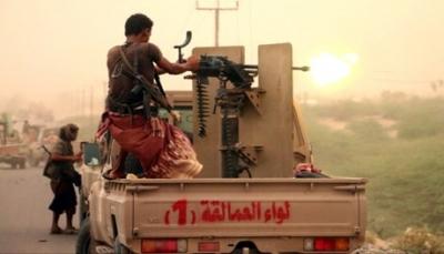 """الحديدة.. القوات المشتركة تدكّ مواقع مستحدثة للحوثيين في """"الدريهمي"""""""