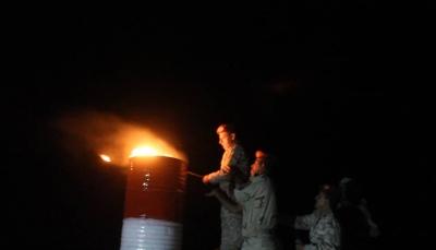 """""""إيقاد شعلة سبتمبر بالجوف وصنعاء"""".. قادة الجيش يؤكدون المضي قدما حتى تطهير اليمن من أذناب الإمامة"""
