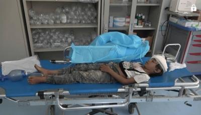 تقرير حقوقي يوثق 30 ألف انتهاك بحق أطفال اليمن خلال سنوات الحرب