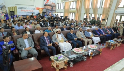 """السلطة المحلية بـ""""مأرب"""" تنظم حفلا خطابيًا وفنيًا بمناسبة ثورة الـ 26 من سبتمبر"""