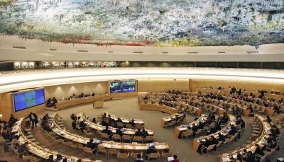 فريق الخبراء يُسلّم مجلس حقوق الإنسان التقرير الثالث للإنتهاكات في اليمن