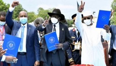 السودان: توقيع اتفاق لتقاسم السلطة بين الحكومة وجماعات مسلحة متمردة