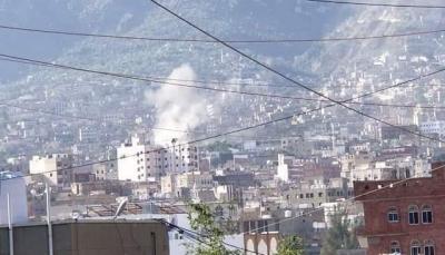 منظمات مدنية بتعز تستنكر صمت الأمم المتحدة تجاه جرائم الحوثيين