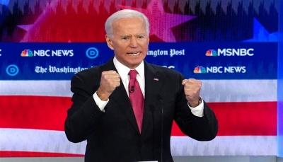 """""""بايدن"""" يتعهد بإنهاء الدعم الأمريكي للحرب في اليمن حال فوزه رئيساً للولايات المتحدة"""