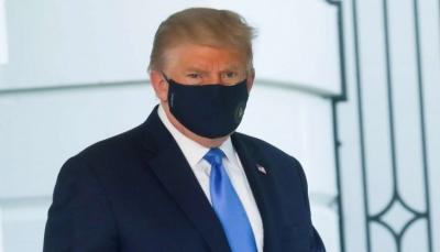 """بعد تقارير بشأن تدهور حالته الصحية.. ترامب يغرد على تويتر """"أشعر أنني بحالة جيدة"""""""