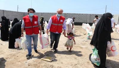 عدن: مليشيات الانتقالي الإماراتي تفرج عن فريق الهلال الأحمر التركي